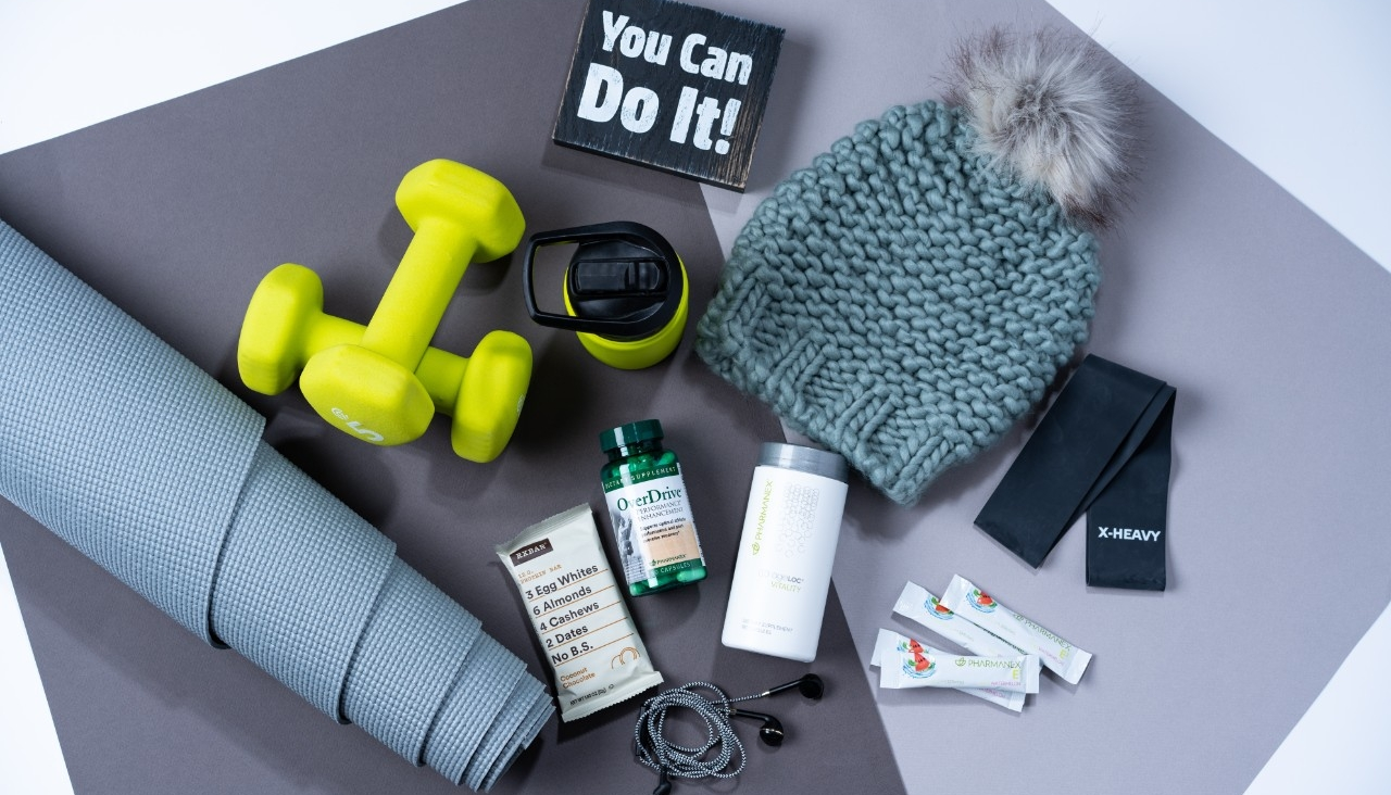 Winter exercise essentials
