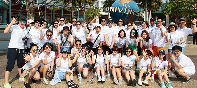 Nu Skin Korea 2016 Singapore Success Trip
