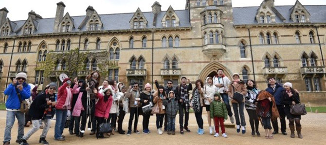 Nu Skin Southeast Asia Concludes its Star Creator Trip in Europe