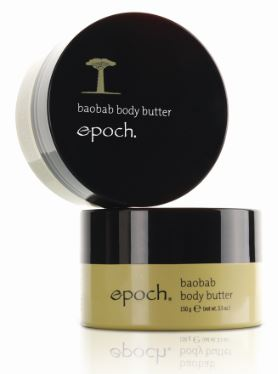 product image of epoch baobab body butter for skin care